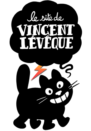 Le site de Vincent Lévêque