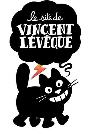 Le site de Vincent Lévêque